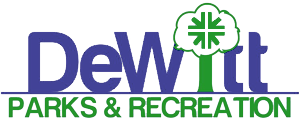 DeWitt Parks and Recreation Logo